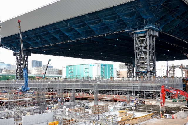 東京オリンピック、株の操作、テロ・・・
