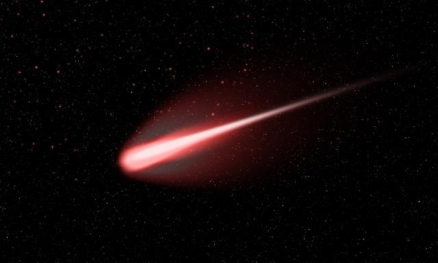 隕石による活性化